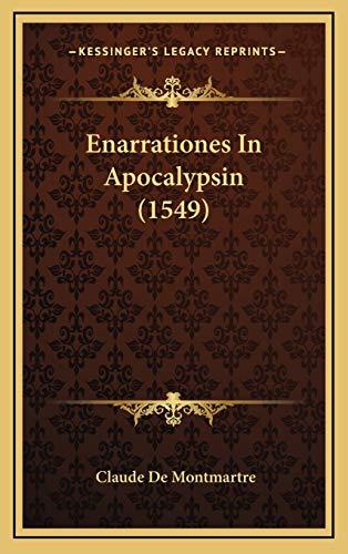 9781167142017: Enarrationes In Apocalypsin (1549) (Latin Edition)