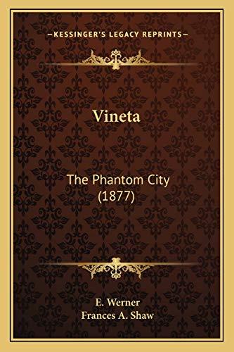 9781167232909: Vineta: The Phantom City (1877)