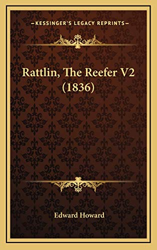 Rattlin, The Reefer V2 (1836) (1167315596) by Edward Howard