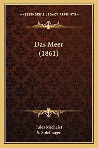 9781167621482: Das Meer (1861)