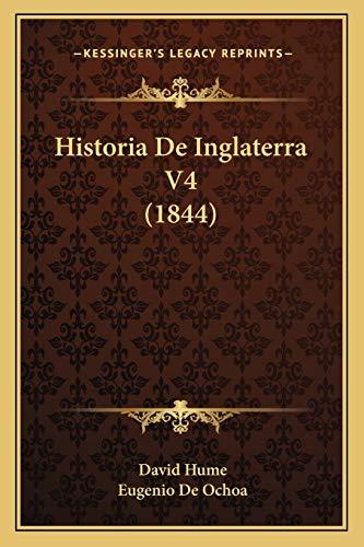 9781167733017: Historia de Inglaterra V4 (1844)