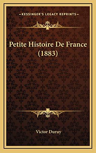 9781167830341: Petite Histoire de France (1883)