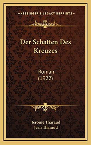9781167863790: Der Schatten Des Kreuzes: Roman (1922)
