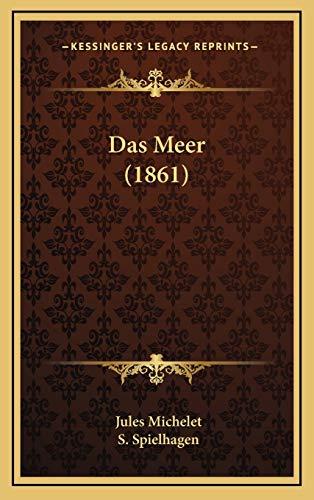 9781167887222: Das Meer (1861) (German Edition)