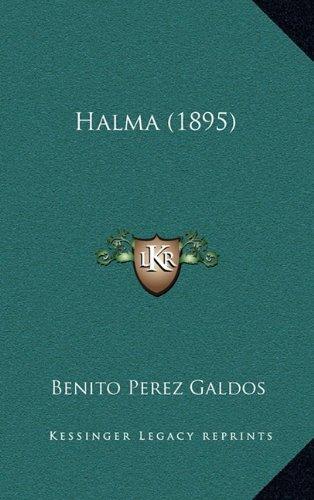 9781167902086: Halma (1895) (Spanish Edition)