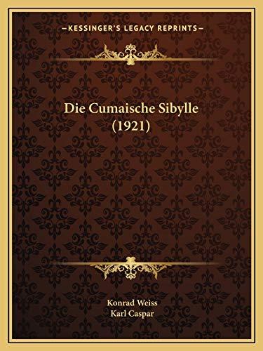 9781168354280: Die Cumaische Sibylle (1921) (German Edition)