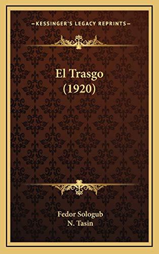 9781168566829: El Trasgo (1920) (Spanish Edition)