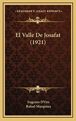 9781168585370: El Valle De Josafat (1921) (Spanish Edition)