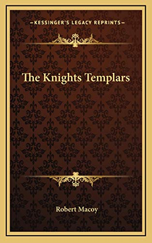 9781168636584: The Knights Templars