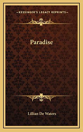 9781168642103: Paradise