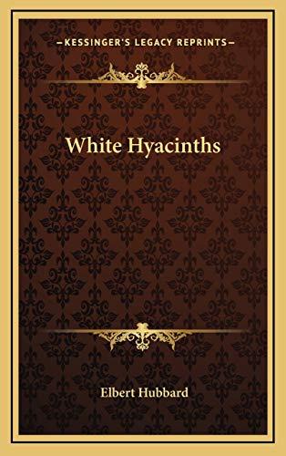 9781168647351: White Hyacinths