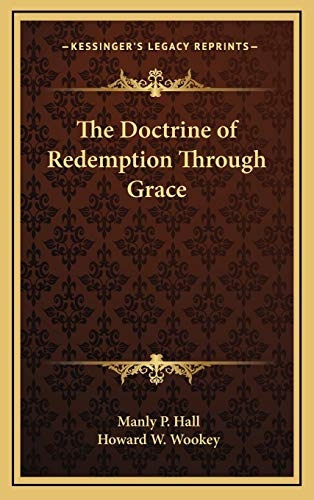 9781168648310: The Doctrine of Redemption Through Grace