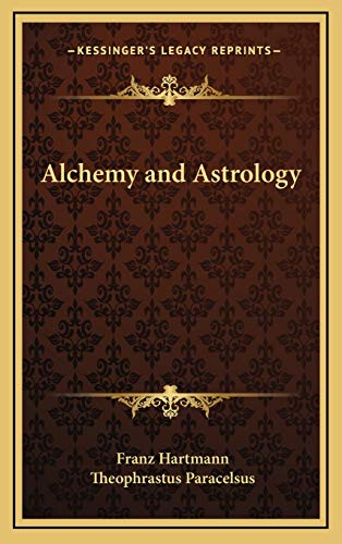 9781168649157: Alchemy and Astrology