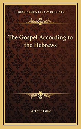 9781168649959: The Gospel According to the Hebrews