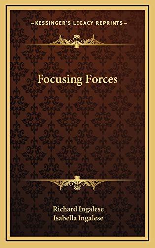 9781168651310: Focusing Forces