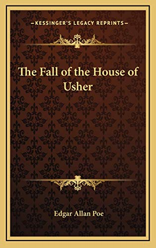 9781168651921: The Fall of the House of Usher