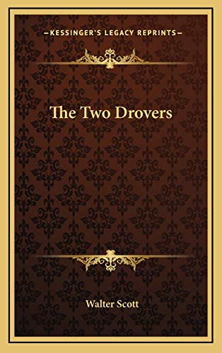 9781168652409: The Two Drovers