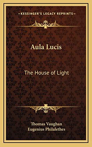 9781168656254: Aula Lucis: The House of Light