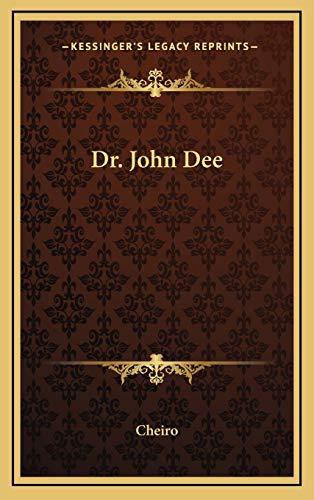 9781168657046: Dr. John Dee