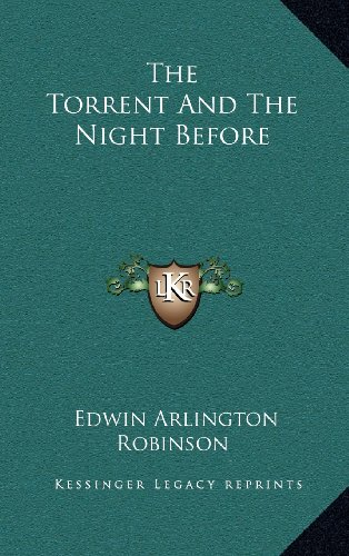 9781168664143: The Torrent And The Night Before