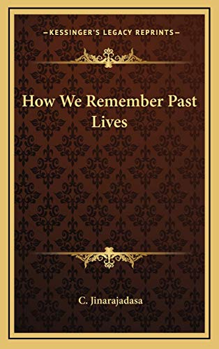 9781168667687: How We Remember Past Lives