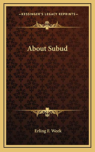 9781168670670: About Subud