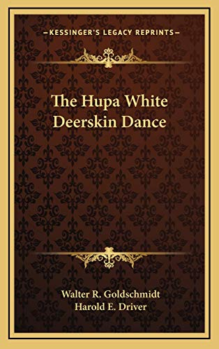 9781168674708: The Hupa White Deerskin Dance