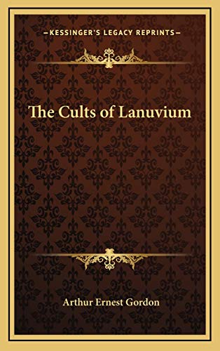 The Cults of Lanuvium