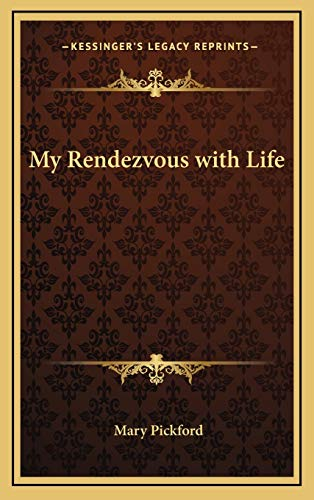 9781168677952: My Rendezvous with Life