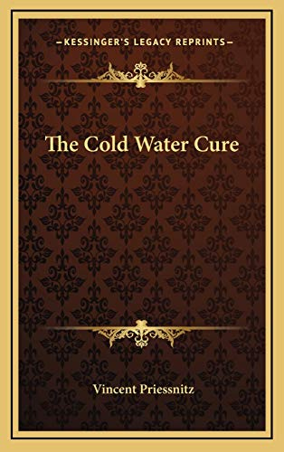9781168694140: The Cold Water Cure