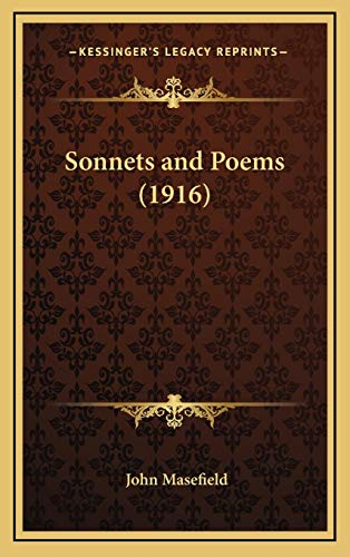 9781168696298: Sonnets and Poems (1916)