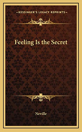 9781168709080: Feeling Is the Secret