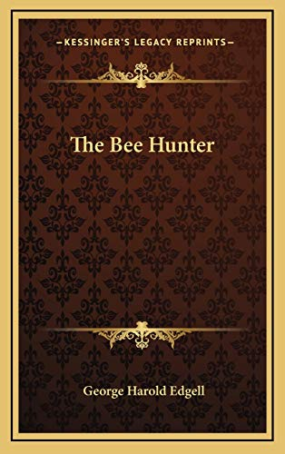 9781168710338: The Bee Hunter