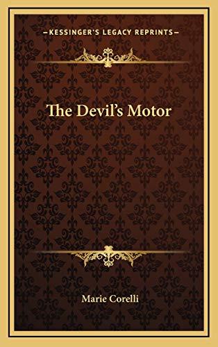 9781168724953: The Devil's Motor