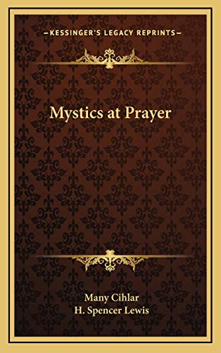 9781168738882: Mystics at Prayer
