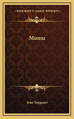 9781168755933: Mumu