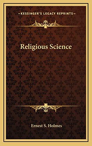 9781168770677: Religious Science