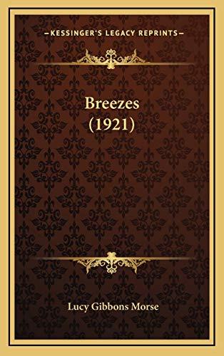 9781168777256: Breezes (1921)