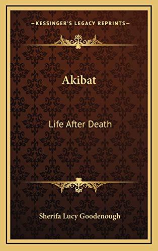 9781168785411: Akibat: Life After Death