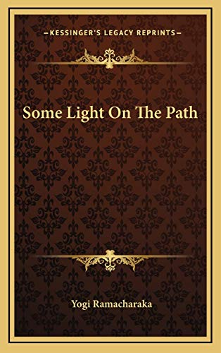 9781168785886: Some Light On The Path
