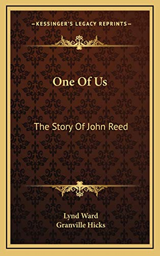 9781168803306: One Of Us: The Story Of John Reed