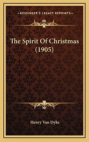 9781168804853: The Spirit Of Christmas (1905)