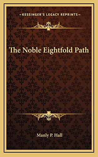 9781168869920: The Noble Eightfold Path