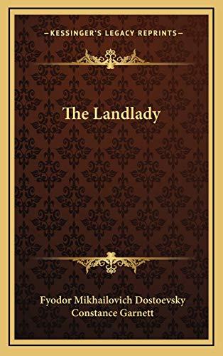 9781168886972: The Landlady