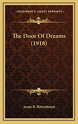 9781168888037: The Door Of Dreams (1918)