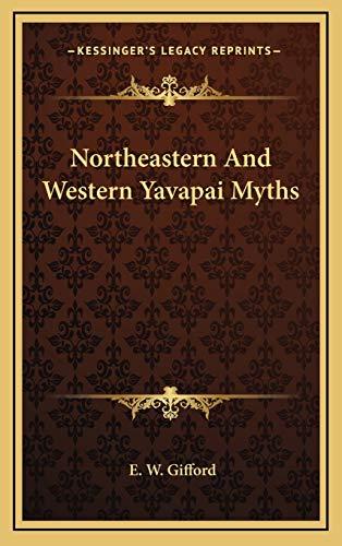9781168902559: Northeastern And Western Yavapai Myths
