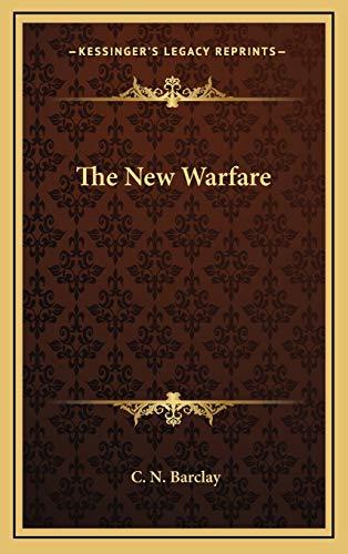 9781168903334: The New Warfare