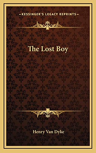 9781168946041: The Lost Boy