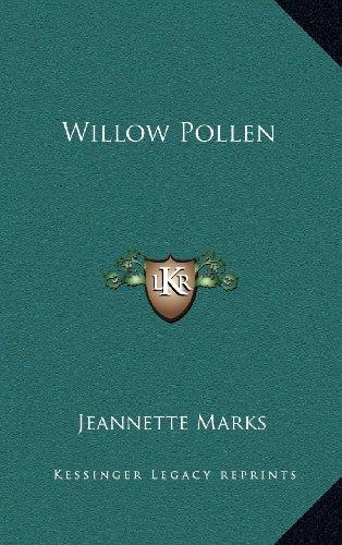 9781169004542: Willow Pollen