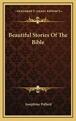 9781169047136: Beautiful Stories Of The Bible